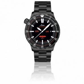 Diving Watch UX S GSG 9 Bracelet  Acier