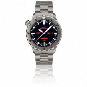 Diving Watch UX GSG 9 Bracelet  Acier