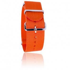 Bracelet Nato Orange