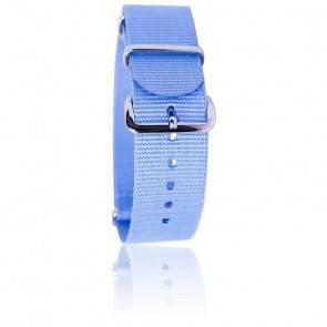 Bracelet Nato Bleu Ciel