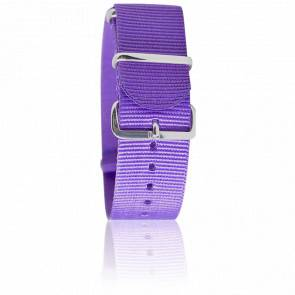 Bracelet Nato Lilas