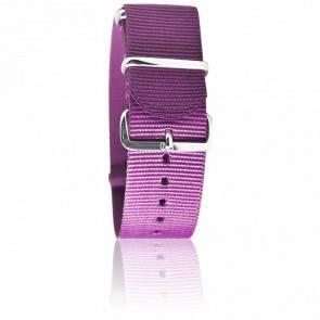 Bracelet Nato Violet