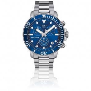 Montre Seastar 1000 Chronograph T120.417.11.041.00