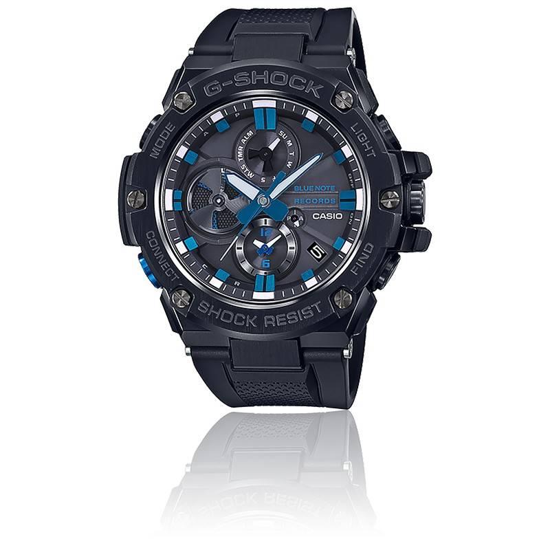 Montre G-Shock x Blue Note GST-B100BNR-1AER