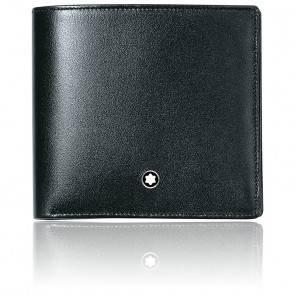 Portefeuille Meisterstück 4cc avec porte-monnaie 7164