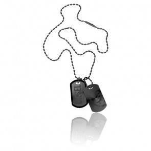 Collier brave tag anthracite, DX0014040
