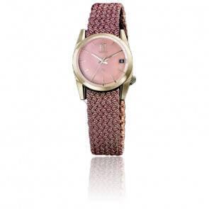 Montre Fifty Rose FIFTYRSVL1P272