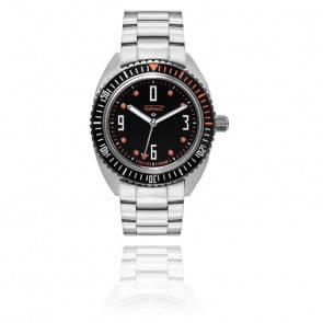 Montre Amphibia Black W-85-16-30-0253
