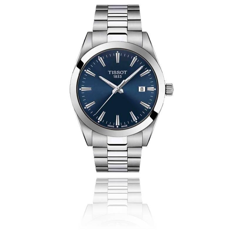 Montre Gentleman Bleu T127.410.11.041.00