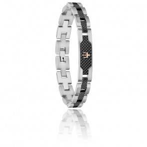 Bracelet acier bicolore,JM419ASC01