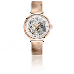 Montre Automatic Or Rose Maille Milanaise 309D928