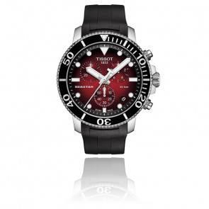 Montre Seastar 1000 Chronograph T1204171742100