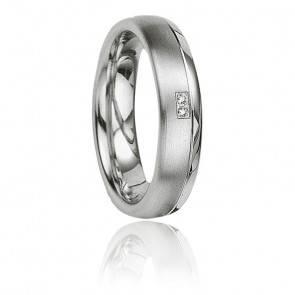 Alliance Argosas Argent 925 & Diamant