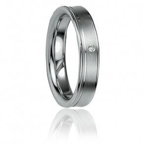 Alliance Lindosos argent 925 & diamant