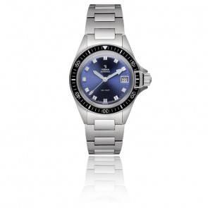 Montre Superman Heritage blue YMHF1574-GM