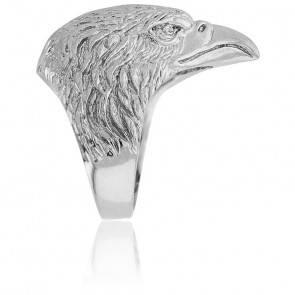 Chevalière Aigle Royal, Argent 925