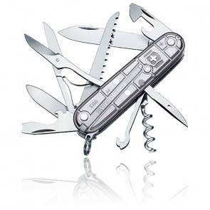 Couteau Suisse Huntsman Silver 1.3713.T7