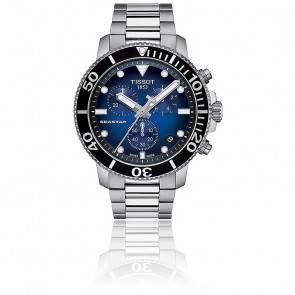 Montre Seastar 1000 Chronograph T120.417.11.041.01