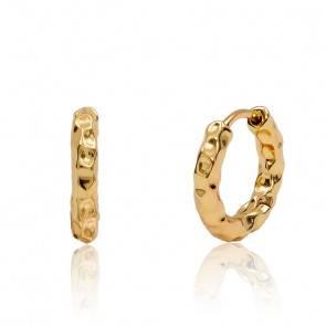 Boucles d'oreilles Charlotte Gold