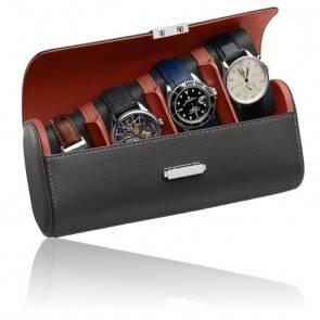 Pochette pour montres Grey/Orange 04064.GASIL