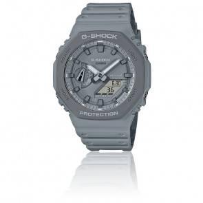 Montre G-Shock gris octogone GA-2110ET-8AER