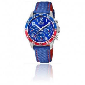 Montre Junior Bleu 18581/4