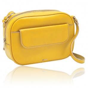 Sac bandoulière Avery jaune - SHB2463717