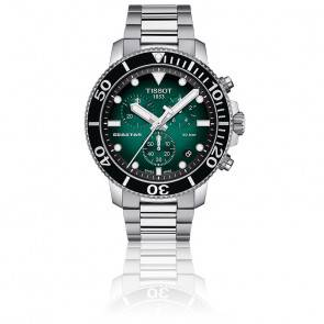 Montre Seastar 1000 Chronograph T1204171109101