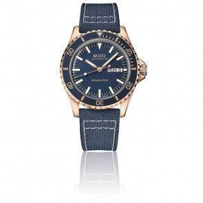 Montre Ocean Star Tribute bleu M026.830.38.041.00