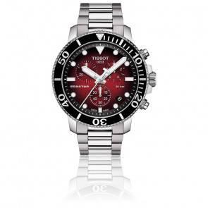Montre Seastar 1000 Chronograph - T1204171142100