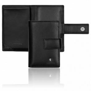 Porte-cartes sécurisé Classicals Noir FLJ0119/A