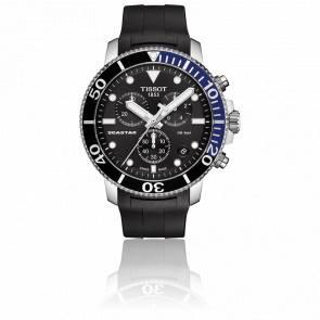 Montre Seastar 1000 Quartz Chronograph T120.417.17.051.02