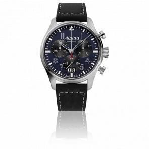 Montre Pilot Chronograph Big Date AL-372NB4S6