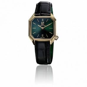 Montre Dandy Mansart Emerald