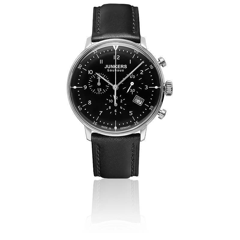 6086-2 Bauhaus Chronograph